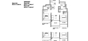 Forett-at-bukit-timah-Floor-Plan-2+study-BS4-singapore