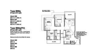 Forett-at-bukit-timah-Floor-Plan-2+study-BS6a-singapore