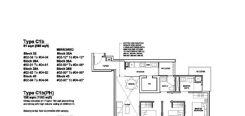 Forett-at-bukit-timah-Floor-Plan-3-bedroom-deluxe-C1b-singapore