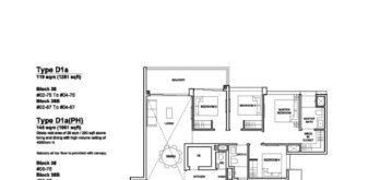 Forett-at-bukit-timah-Floor-Plan-4-bedroom-premium-D1a-singapore