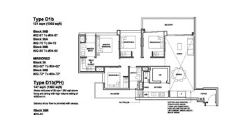 Forett-at-bukit-timah-Floor-Plan-4-bedroom-premium-D1b-singapore